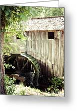 John Cable Mill Greeting Card