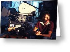 John Carpenter In Escape From New York  Greeting Card