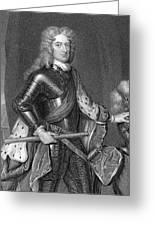 John Churchill, First Duke Greeting Card