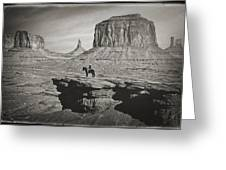 John Ford Point Greeting Card