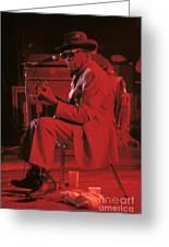 John Lee Hooker Greeting Card