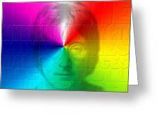 John Lennon 1 Greeting Card
