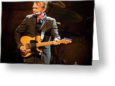 John Mellencamp 437 Greeting Card