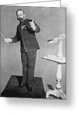 John Philip Sousa (1854 - 1932) Greeting Card