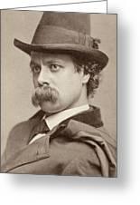 John Sidney Woollett (1845-1917) Greeting Card