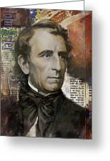 John Tyler Greeting Card