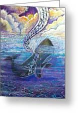 Jonah's Turning Point Greeting Card