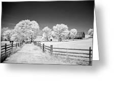 Joseph Poffenberger Farm 8d00231 Greeting Card