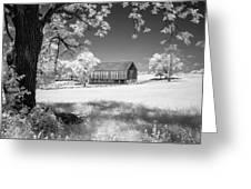 Joseph Poffenberger Farm 8d00232 Greeting Card
