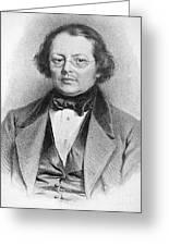 Joseph Skoda (1805-1881) Greeting Card