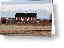 Joseph Spangler Farm Greeting Card