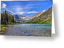 Josephine Lake Greeting Card