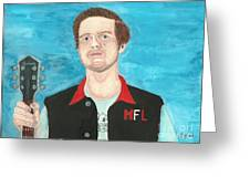 Josh Aldridge Greeting Card
