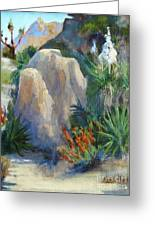 Joshua Tree National Monument Greeting Card