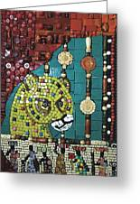 Journey To Africa Greeting Card
