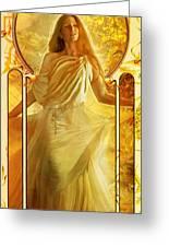 Joy Faith Hope Love II Greeting Card