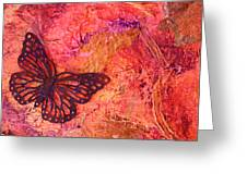 Joy In Flight Greeting Card