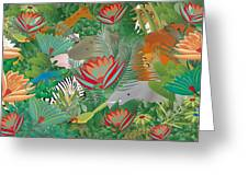 Joy Of Nature Limited Edition 2 Of 15 Greeting Card