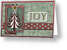 Joyful Tree Card Greeting Card