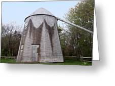 Judah Baker Windmill Greeting Card