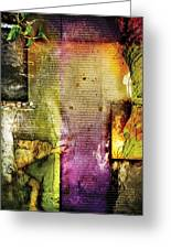 Judges 1 Greeting Card by Switchvues Design