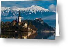 Julian Slovenia Greeting Card
