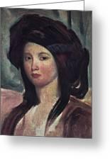Juliette Drouet (1806-1883) Greeting Card