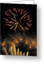 July 4 Independence Day Usa Greeting Card