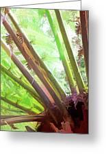 Jungle Fever Greeting Card