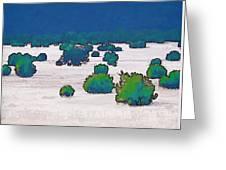 Juniper Field Greeting Card