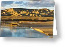 Jurassic Colorado Greeting Card