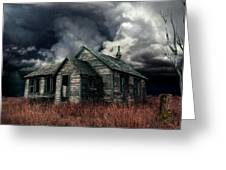 Just Before The Storm Greeting Card by Aimelle