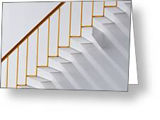 Just Steps Greeting Card