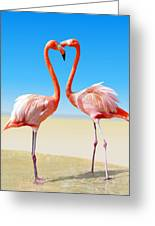 Just We Two Greeting Card
