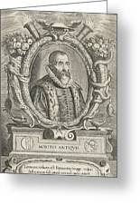 Justus Lipsius, Belgian Scholar Greeting Card by Photo Researchers