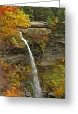 Kaaterskill Falls Greeting Card