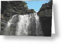 Kaaterskill Falls Ny Il Greeting Card