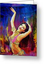 Kaatil Haseena Greeting Card