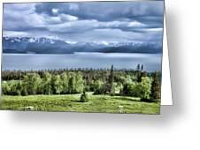 Kachemak Bay Greeting Card