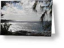 Kailua Beach Greeting Card