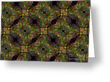Kaleidoscope #1  Greeting Card