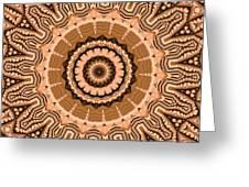 Kaleidoscope 15 Greeting Card