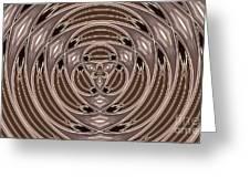 Kaleidoscope 18 Greeting Card