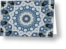 Kaleidoscope 26 Greeting Card