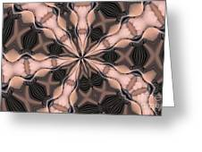 Kaleidoscope 27 Greeting Card