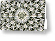 Kaleidoscope 28 Greeting Card