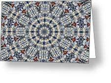 Kaleidoscope 29 Greeting Card