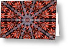 Kaleidoscope 35 Greeting Card
