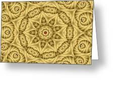 Kaleidoscope 76 Greeting Card