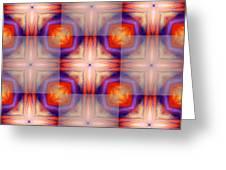 Kaleidoscope Combo 5 Greeting Card